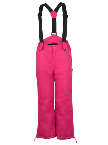 """Trollkids Ski-/ Snowboardhose """"Holmenkollen"""" in Pink"""