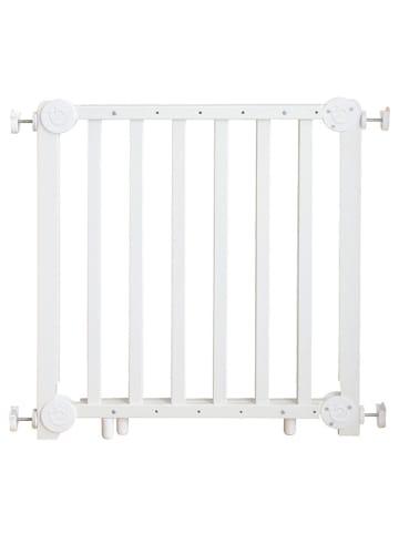 Roba Veiligheidsdeurtje wit - (B)72-115,5 x (H)75 cm
