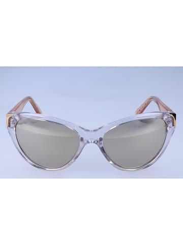 Guess Damen-Sonnenbrille in Transparent