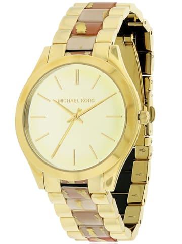 Michael Kors Quarzuhr in Gold