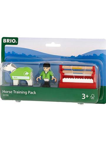 """Brio 7-delige speelset """"Paardentraining"""" - vanaf 3 jaar"""