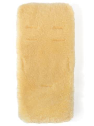 Hofbrucker Lammfell-Einlage in Natur - (L)72 x (B)35 cm
