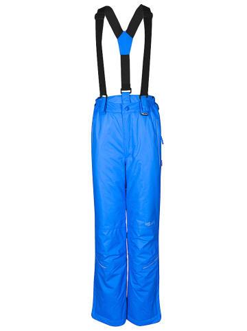 """Trollkids Ski-/ Snowboardhose """"Holmenkollen Slim Fit"""" in Blau"""