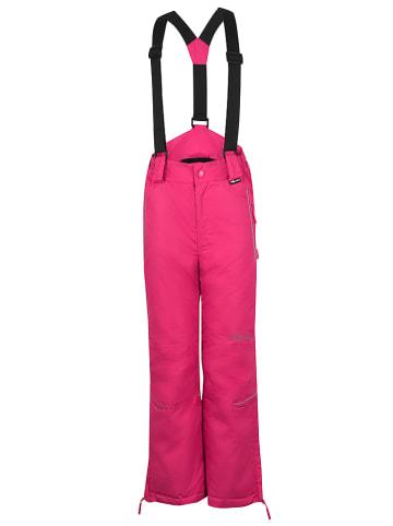 """Trollkids Ski-/ Snowboardhose """"Holmenkollen Slim Fit"""" in Pink"""