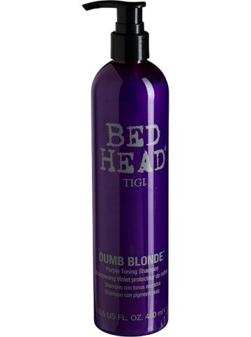 "Tigi Szampon ""Dumb Blonde Purple Toning"" - 400 ml"