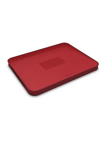 JosephJoseph Deska w kolorze czerwonym do krojenia - (S)37,5 x (W)2,5 x (G)29,5 cm