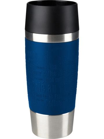 Emsa Kubek termiczny w kolorze granatowym - 360 ml
