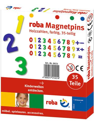 Roba Magnetyczne cyferki (35 szt.)