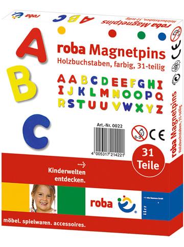 Roba Magnetyczne literki (31 szt.)