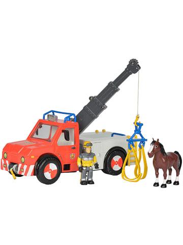 Feuerwehrmann Sam Pferdekran mit Zubehör - ab 3 Jahren