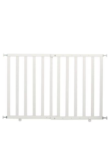Roba Veiligheidsdeurtje wit - (B)63-114 x (H)71 cm