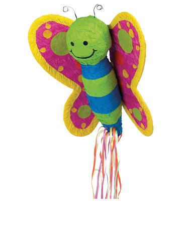 """Amscan Piniata """"Butterfly"""" z kolorowym wzorem"""
