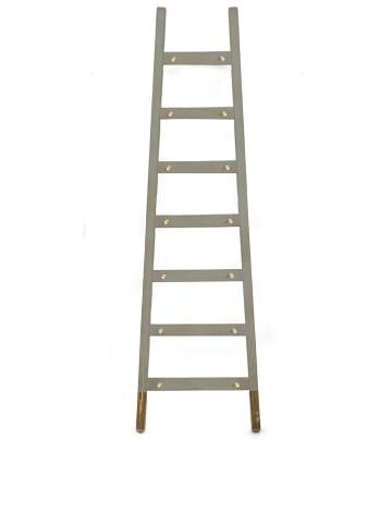 """The Wild Hug Kapstok """"Stair Hanger"""" grijs - (B)46 x (H)170 x (D)4 cm"""