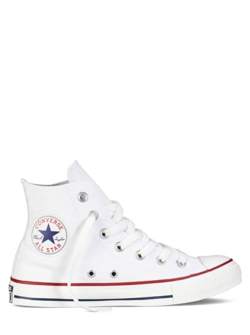 "Converse Sneakers ""All Star Hi"" in Weiß"