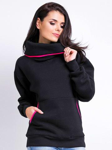 Awama Sweatshirt in Schwarz