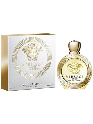 Versace Eros - EdT, 100 ml