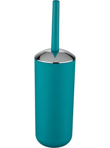 """Wenko Toiletborstelgarnituur """"Brasil"""" petrol - (H)37 cm"""
