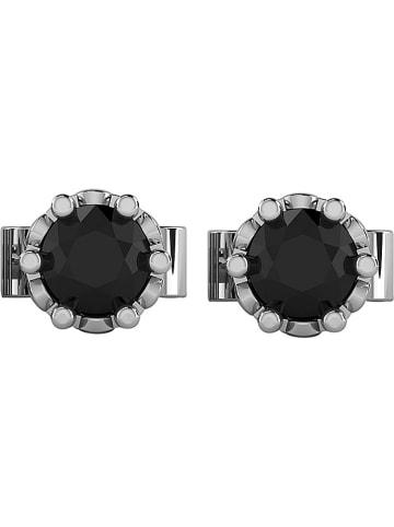 Royal Diamant Złote kolczyki-wkrętki z diamentami