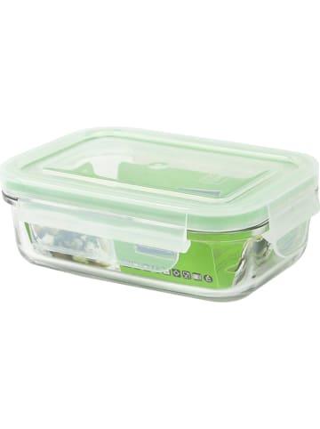 """Glasslock Pojemnik """"Classic Type Microwave"""" w kolorze zielonym - 400 ml"""