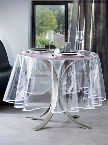 "Calitex Outdoor-tafellaken ""Plastification"" transparant"