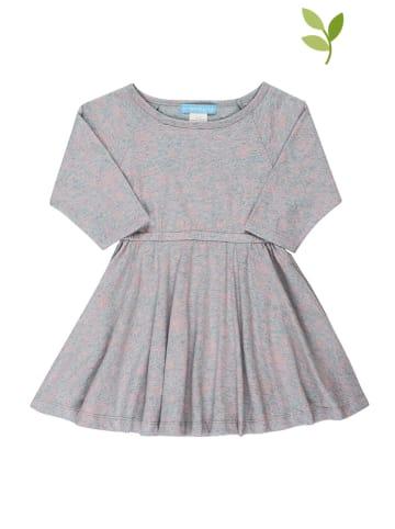Serendipity Sukienka w kolorze szaro-jasnoróżowym