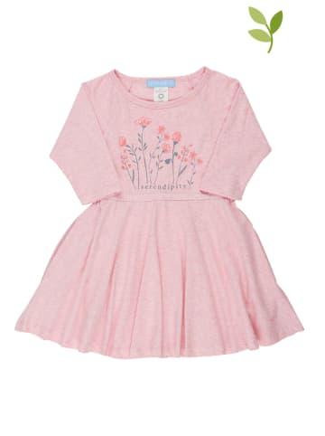Serendipity Sukienka w kolorze jasnoróżowym