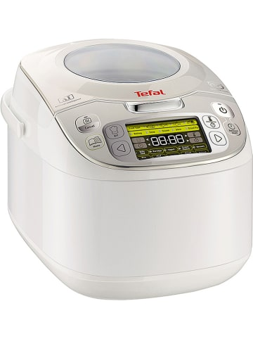 """Tefal 45in1-Küchenmaschine """"Multicooker RK8121"""" in Weiß"""