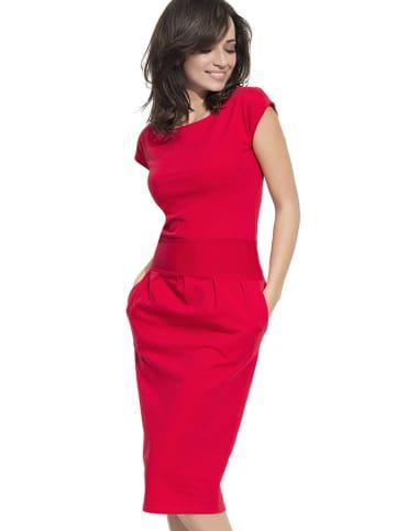 Numinou Sukienka w kolorze czerwonym