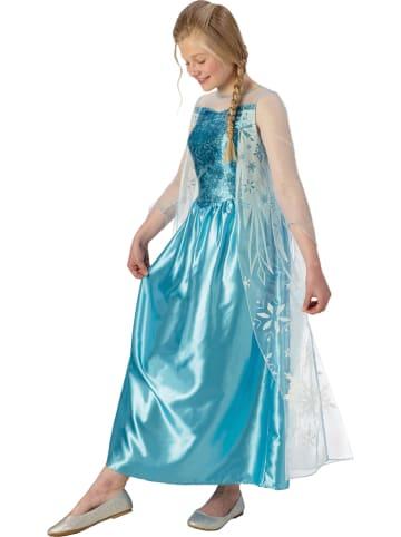 Rubie`s Sukienka kostiumowa w kolorze błękitnym