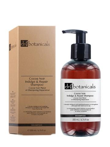 """Dr Botanicals Shampoo """"Cocoa Noir Indulge & Repair"""", 200 ml"""