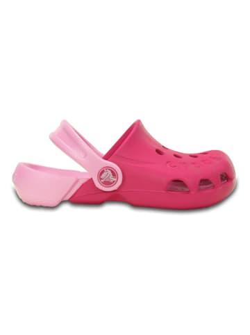 """Crocs Crocs """"Electro"""" roze/lichtroze"""
