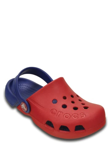 "Crocs Crocs ""Electro"" in Dunkelblau/ Rot"