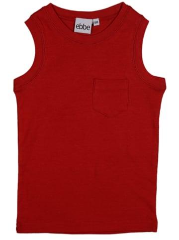 """Ebbe Top """"Emil"""" w kolorze czerwonym"""