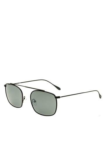 """Simplify Okulary przeciwsłoneczne unisex """"Collins"""" w kolorze czarnym"""