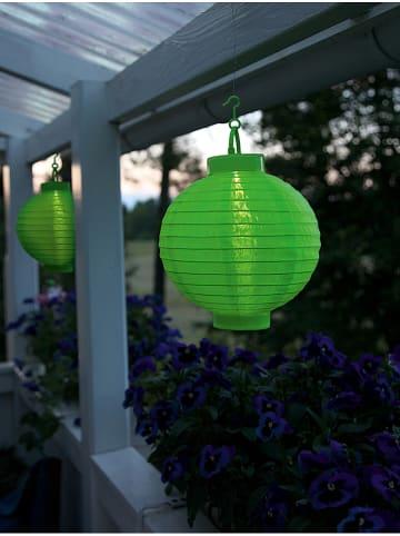 Best Season Ledsolarlamp groen - (H)22 cm