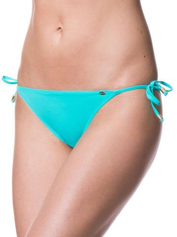 Skiny Bikini-Hose in Türkis