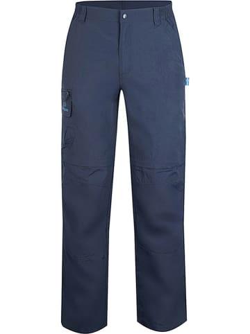 """Westfjord Spodnie trekkingowe Zip-Off """"Eldfjall"""" w kolorze granatowym"""