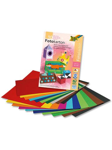 Folia Kolorowe fotokartony (10 szt.) - A3
