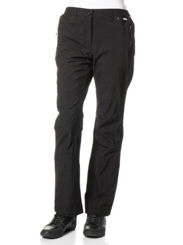"""Regatta Spodnie funkcyjne """"Dayhike III"""" - Regular - w kolorze czarnym"""