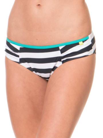 "Regatta Figi bikini ""Aceana"" w kolorze granatowo-białym"