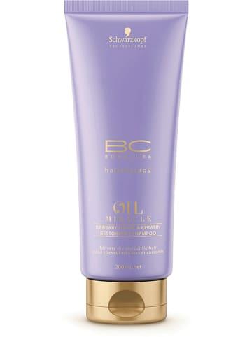 "Schwarzkopf Professional Shampoo ""BC Oil Miracle Barbary Fig & Keratin"", 200 ml"