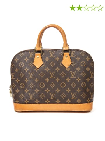 """Louis Vuitton Henkeltasche """"Alma PM"""" in Lila - (B)29 x (H)23 x (T)15 cm"""