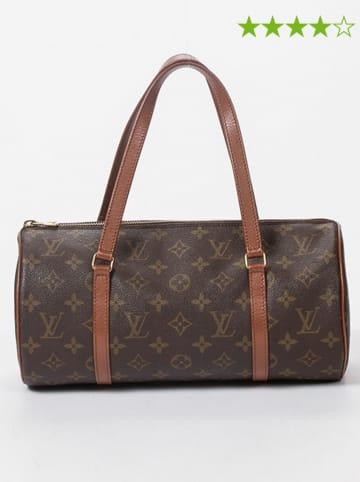 """Louis Vuitton Henkeltasche """"Papillon 30"""" in Braun - (B)30 x (H)15 x (T)15 cm"""