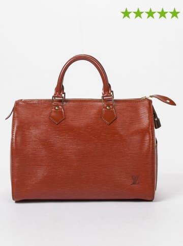 """Louis Vuitton Leder-Henkeltasche """"Speedy 25"""" in Braun - (B)27 x (H)19 x (T)15 cm"""
