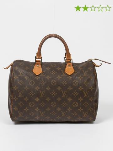 """Louis Vuitton Henkeltasche """"Speedy 25"""" in Braun - (B)25 x (H)19 x (T)15 cm"""