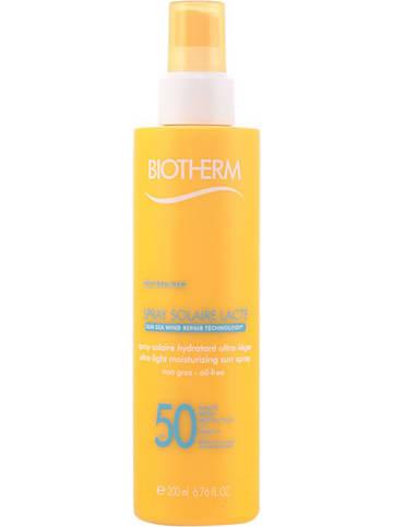 "Biotherm Zonnespray ""Spray Solaire Lacté"" - SPF 50, 200 ml"