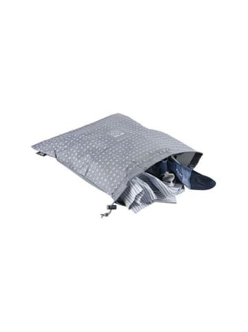Domopak Torba w kolorze szarym na pranie - (S)40 x (W)45 cm