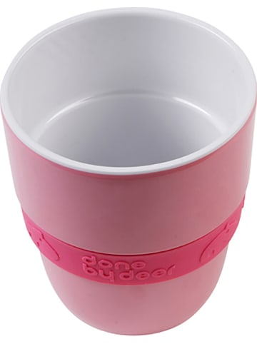Done by deer Becher in Pink - 160 ml