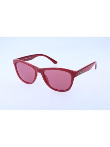Lacoste Kinder-Sonnenbrille in Pink