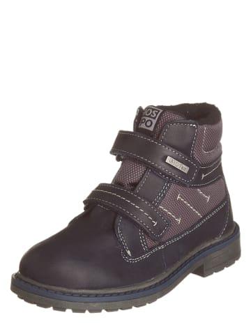 Gioseppo Boots donkerblauw/grijs